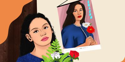 Cover art for Kind World Presents: Selena And Me