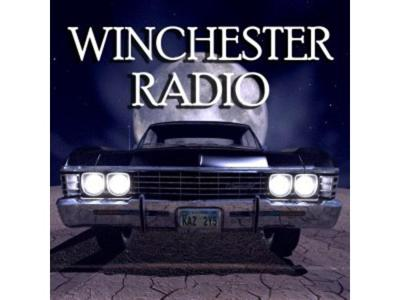 Cover art for Winchester Radio discussion of Supernatural episode, 'Golden Time'