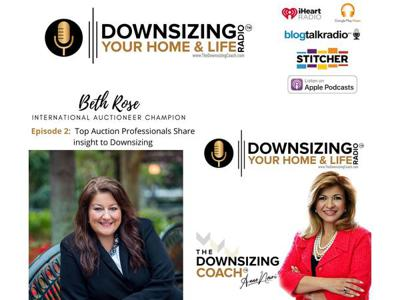 Downsizing Your Home and Life Radio