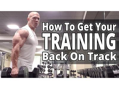 Cover art for How To Get Your Training Back On Track When You Get Older