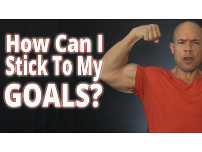 Cover art for How Can I Stick To My Goals?