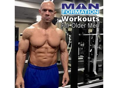 Cover art for The Best Older Mens Weight Loss Plan