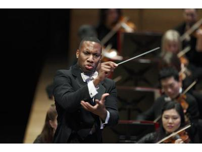 Cover art for THE MAESTRO SERIES:  An interview with conductor Roderick Cox