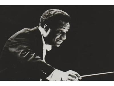 Cover art for THE MAESTRO SERIES:  A chat with conductor, scholar and author Dr. Rufus Jones