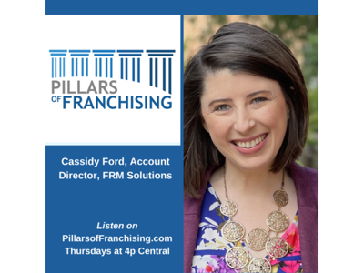 Cover art for Cassidy Ford Talks Franchise Tools of the Trade