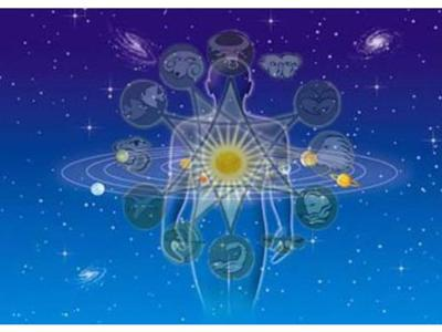 Cover art for Mid-May Cosmic Energy and