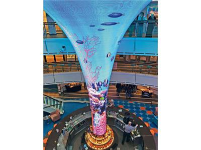 Cover art for Introducing Carnival's newest ship Carnival Vista