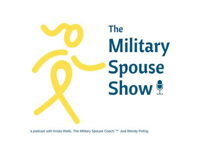 Cover art for Military Spouse Show - Ep 184 - How to Rev Up Your Morning Routine