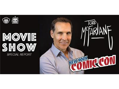 Cover art for NYCC Interview: Todd McFarlane