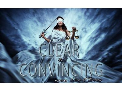Cover art for Clear & Convincing - Episode 14 - AR v. Lewis and Lowery with Katie (Bonus)
