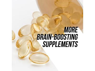 Cover art for More Brain-Boosting Supplements