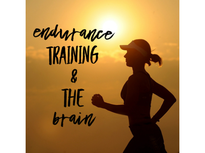 Cover art for Endurance Training and the Brain