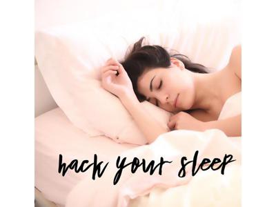 Cover art for Hack Your Sleep