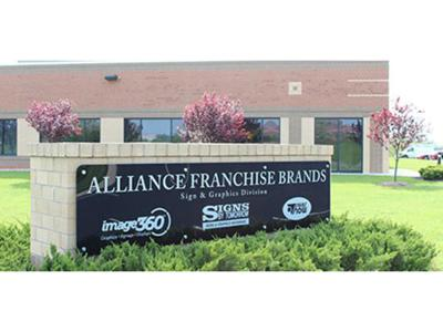 Cover art for Alliance Franchise Brands Meets with Franchise Interviews