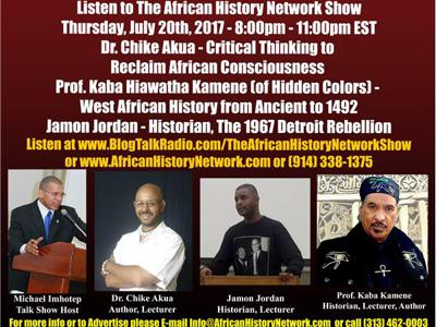 The African History Network Show