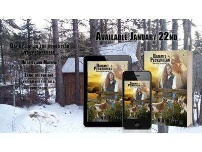 Cover art for Around the Homestead with Nancy It Feels Like Spring