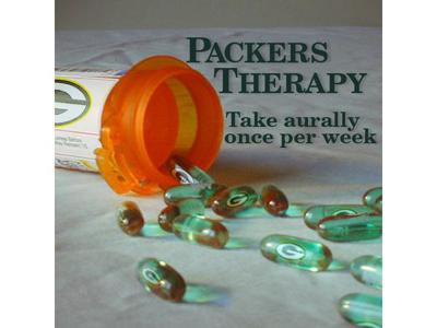 Cover art for Packers Therapy #358: Robbing the Bank