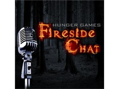 Hunger Games Fireside Chat Podcast