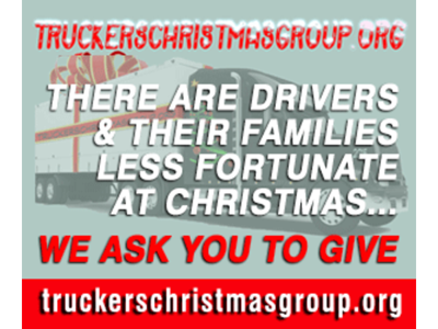 Cover art for TCGO is making a difference for trucking families battling grave situations
