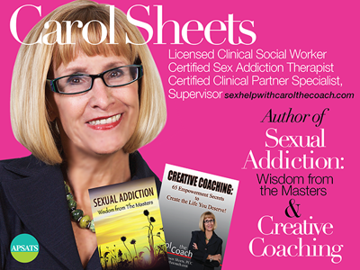 Cover art for Free Online Support and Connection with Carol the Coach