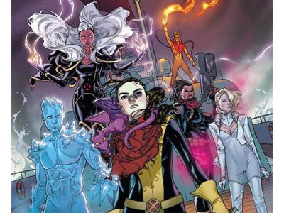 Cover art for X-Men Dawn of X: Marauders, Be Queer Do Crimes