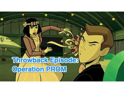 Cover art for The Venture Bros podcast: S4 Ep 16 Operation P.R.O.M.