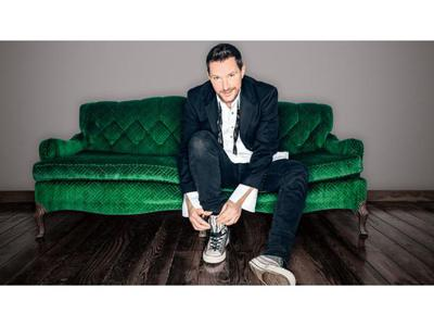 Cover art for Tonight Ty Herndon Grammy-Nominated Country music artist and my friend.