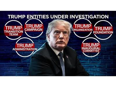 New York - AG's office says The  Trump Organization investigation is  criminal