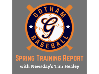 Cover art for Mets Spring Training Report with Newsday's Tim Healey