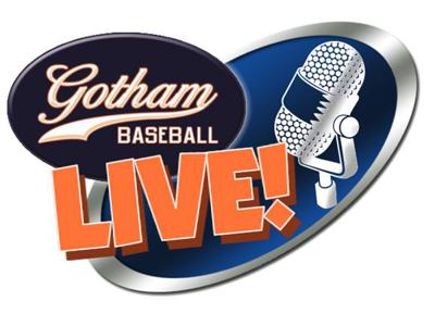 Cover art for Live From Yankees Spring Training