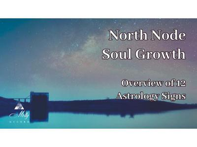 Cover art for North North Soul Growth ~ Overview of All 12 Astrology Signs