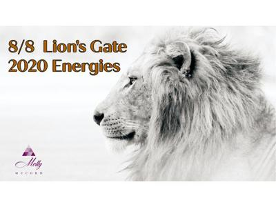 Cover art for 8/8 Lions Gate 2020 Energies