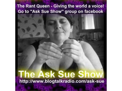 Cover art for Ask Sue Psychic Readings with Janet Russell CALL IN