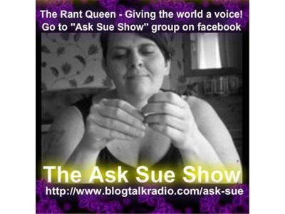 Cover art for Ask Sue Updates & Donation Time.