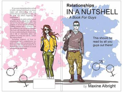 Cover art for Coaches Corner with Maxine Albright, author of Relationships in a Nutshell
