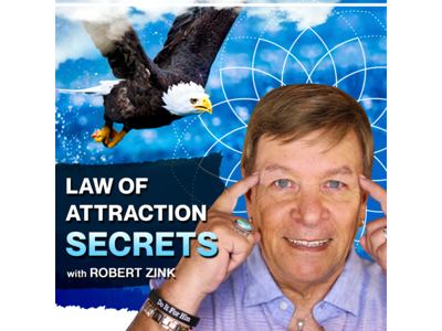 Cover art for Money Will Hunt You Down | Unleash The Power of The Law of Attraction