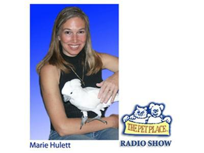 The Pet Place Radio Show with Dr. Marie Hulett