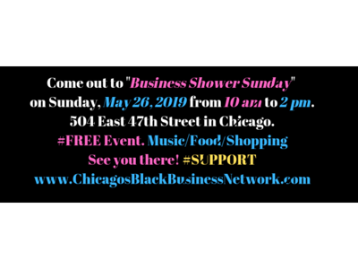 Chicago's Black Business Radio Network