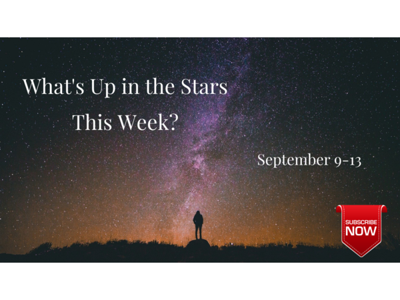 Cover art for What's Up in the Stars This Week?