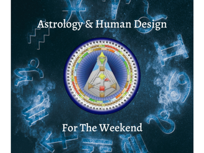 Cover art for The Weekend Astrology Report