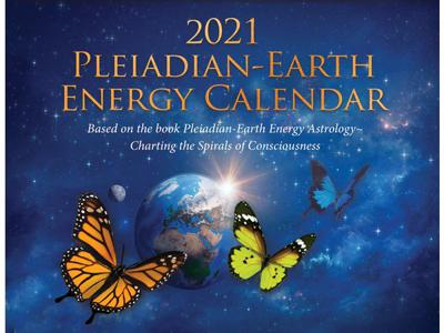 Cover art for Pleiadian-Earth Astrology:  Interview with Pia Orleane & Cullen Baird Smith