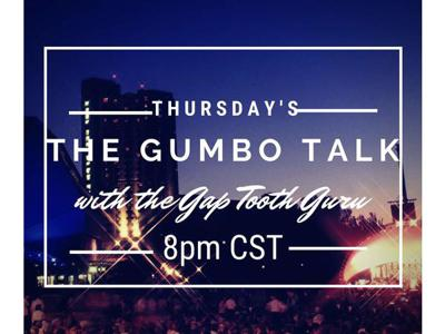 Cover art for Gumbo Talk: Same kind of Different