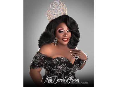 Cover art for Episode 82: Interview with Miss Continental Plus 2019 - Darcel Stevens