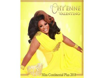Cover art for Episode 76 -Interview with Miss Continental Plus 2018 - - Miss Chyenne Valentino