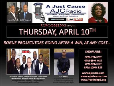 A Just Cause Coast2Coast- Rogue Prosecutors Going After Wins, At Any Cost!