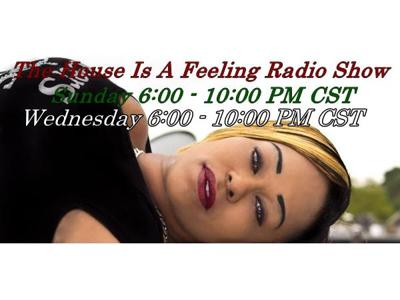 Cover art for The House Is A Feeling Radio Show Episode #1 Featuring Al Hot Mix Holmes