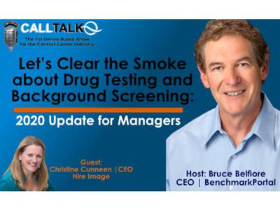 Cover art for Let's Clear the Smoke: Drug Testing, Background Screening, and COVID-19