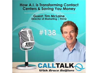 Cover art for How A.I. is Transforming Contact Centers & Saving You Money