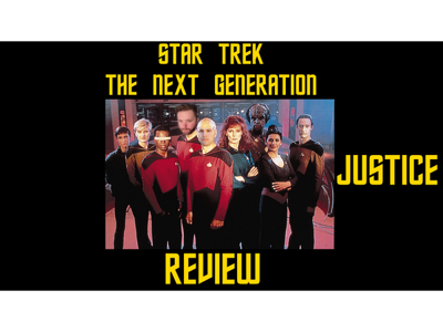 Cover art for Star Trek The Next Generation Episode 7 Review!