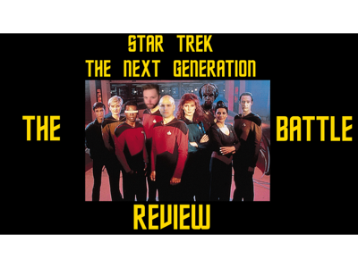 Cover art for Star Trek The Next Generation Episode 8 Review!